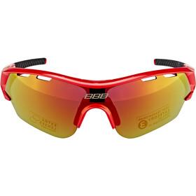 BBB Summit BSG-50 Gafas ciclismo, gloss red